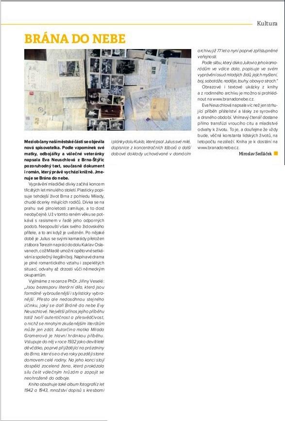 Zpravodaj Brno střed 06/2020